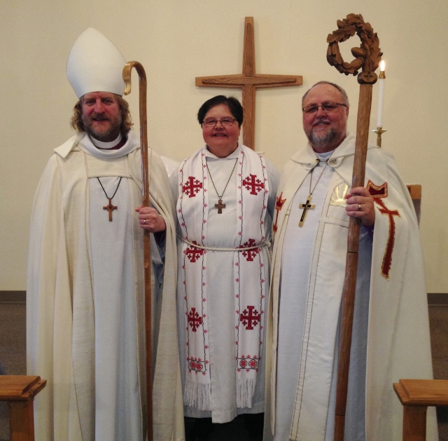 Jan 2014 Bishop Larry, REv. Dr. Chris Nojonen (640x629)