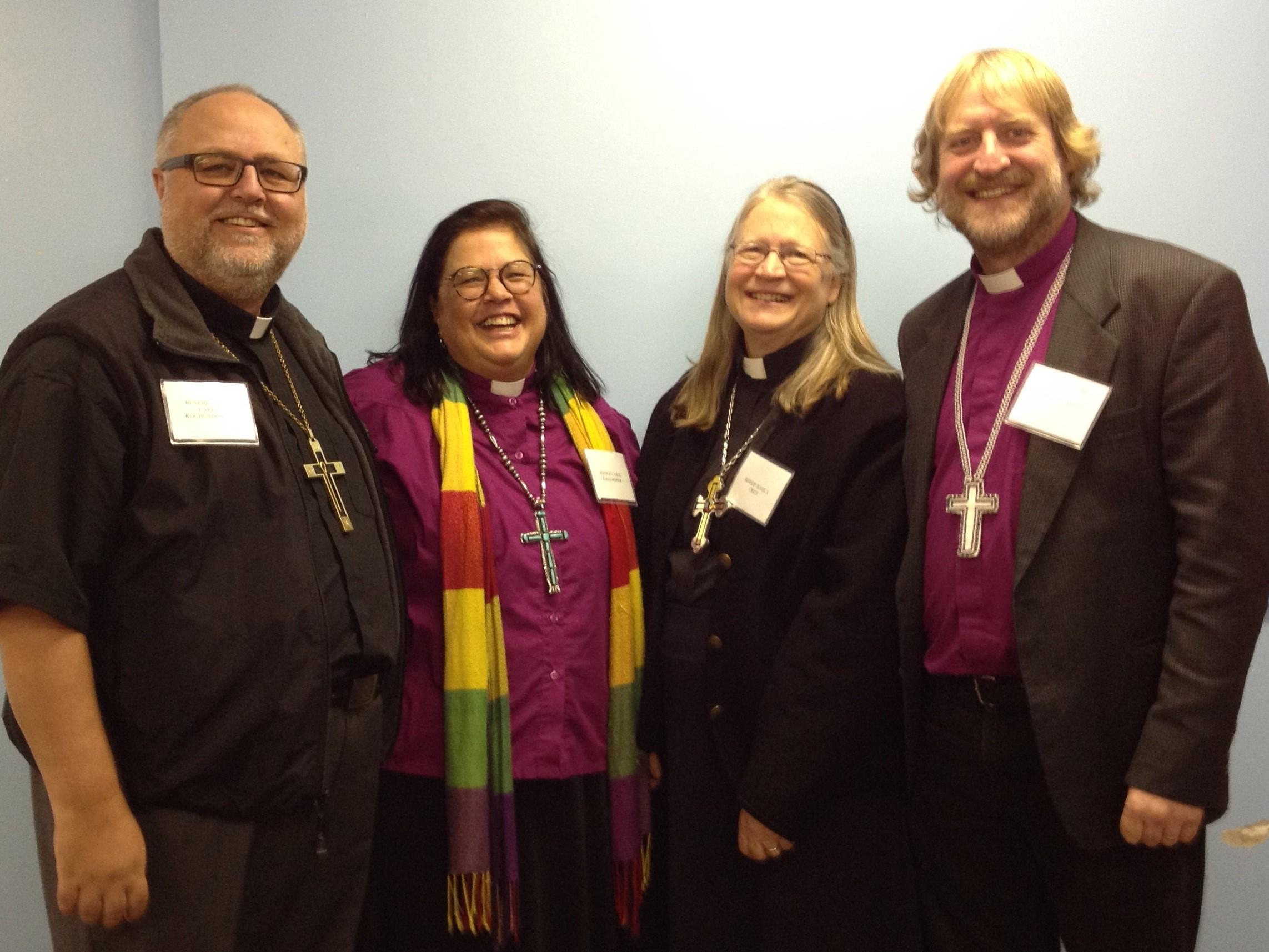 AiRR - attending Bishops