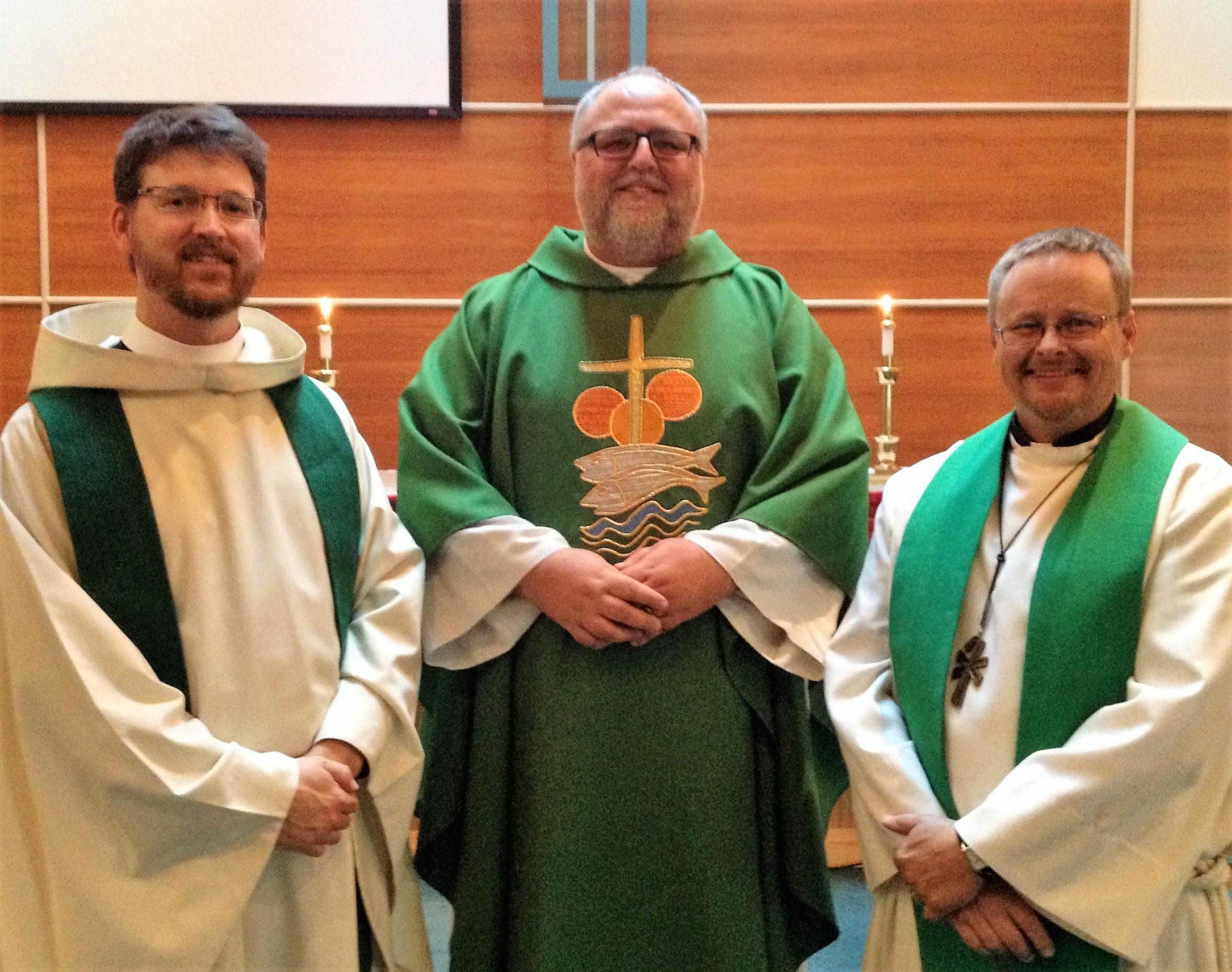 South west...Pr Kristian Wold, Southern, Pr. Reg Berg (2)