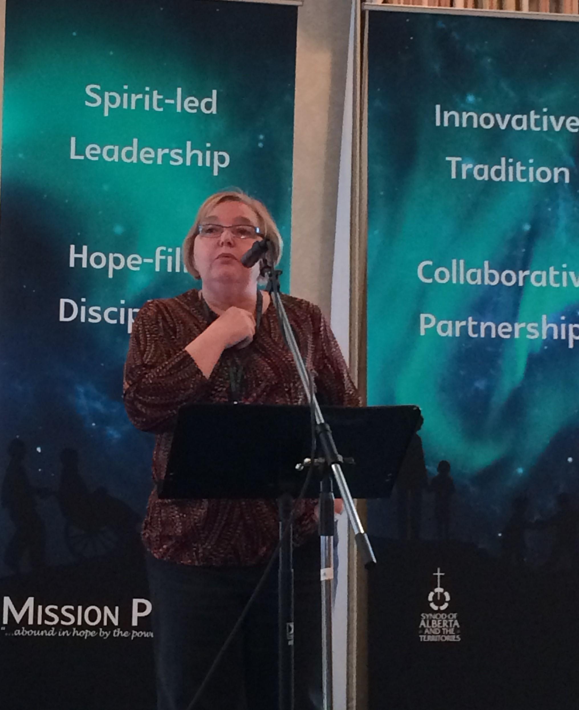 Bishop Elaine Sauer